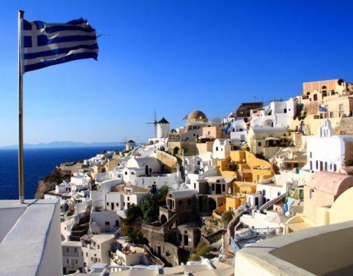 Hvorfor tager danskerne til Grækenland?