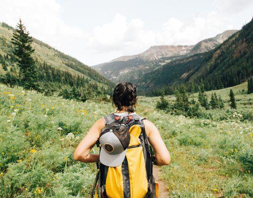 Rejseudstyr til backpackere