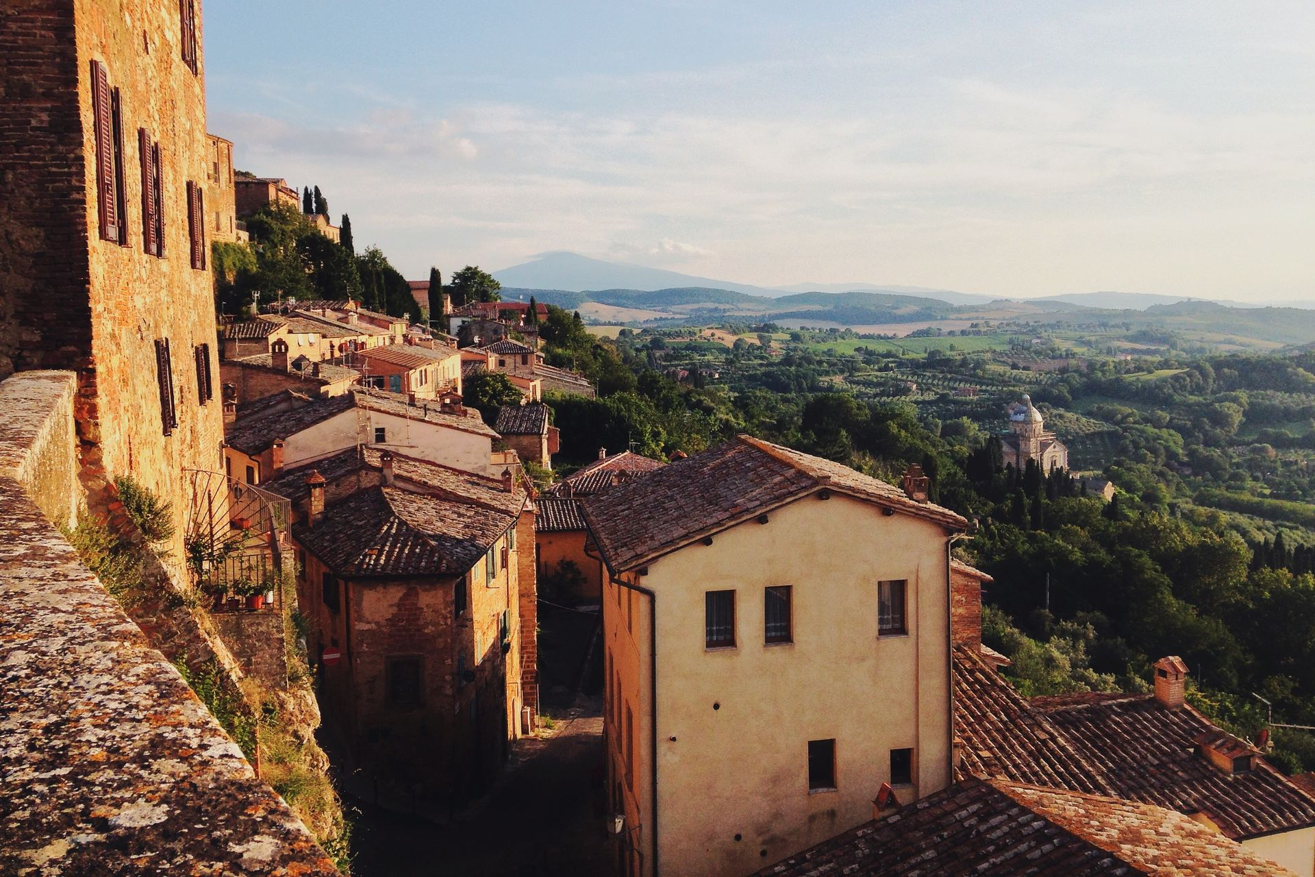 Sådan kan du bo som en lokal i Toscana