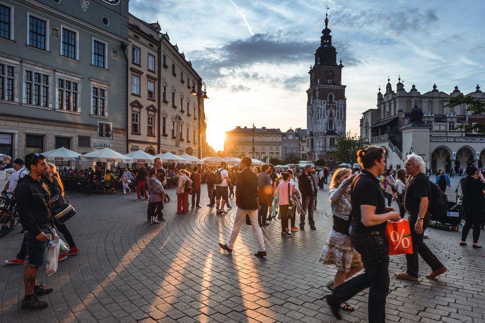 Oplev hygge, historie og rædsel i Krakow